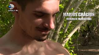 Marius Craciun - echipa RAZBOINICILOR