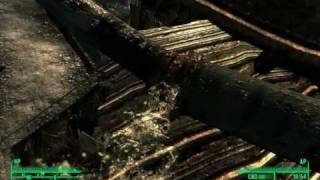 Fallout 3 GOTY Gameplay, Part 13: Farting Around in Megaton, Leaving to Find Dad (in 1080p HD)