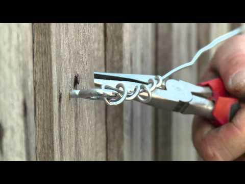How To Install Bamboo Screening - DIY At Bunnings