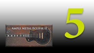 Ample Metal Eclipse (AME2) - обзор. Часть 5. Режим Strummer