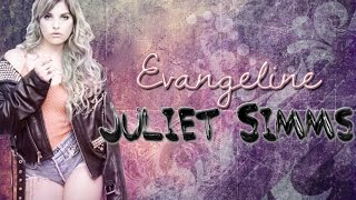 Evangeline - Juliet Simms lyrics