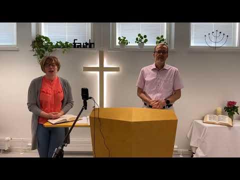 Sunnuntai / Sunday 31.5.2020 - Kristityn kasvu osa 5
