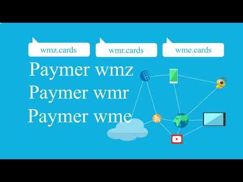 Как пополнить WebMoney в Украине 2020. Пополнить кошелек Webmoney в Украине. Paymer.