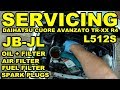 Servicing a Daihatsu Mira/Cuore JB-JL Engine - Avanzato TR-XX R4 Project Episode 7