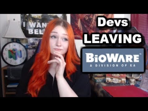 What The Hell Happened? Two Lead Producers QUIT Bioware