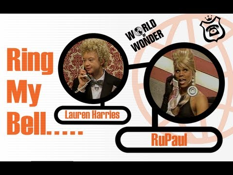 RuPaul and Lauren Harries - Ring My Bell
