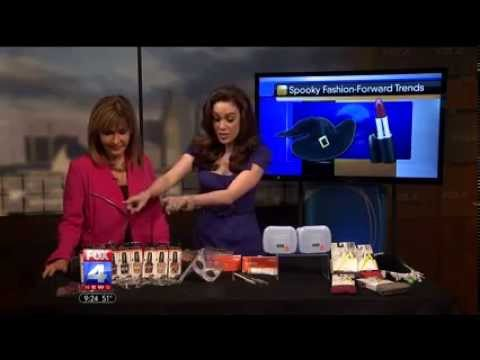 FOX 4 WDAF Halloween Beauty & Style Essentials