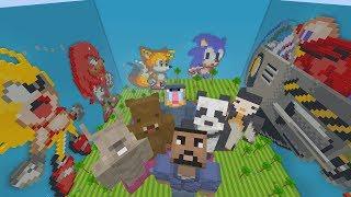 Minecraft XBOX - Hide and Seek - Sonic Mania