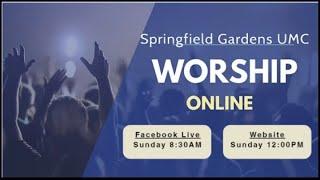 Online Worship 9-13-20