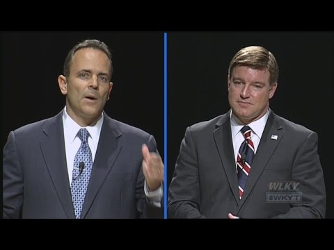 Full Video: Kentucky Gubernatorial Debate