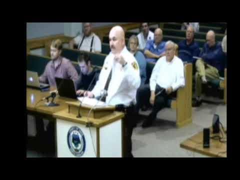 Ranting Sheriff Doesn't Have Time For Public Record Nonsence