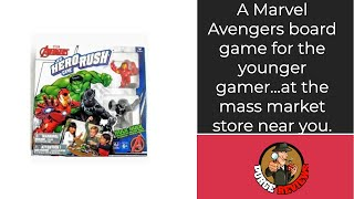 Marvel Avengers Hero Rush