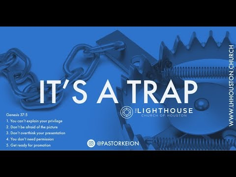 It's A Trap | Overcoming Ordinary Series | Pastor Keion Henderson