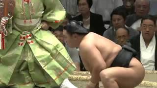 平成25年秋場所7日目 sumo 大相撲.