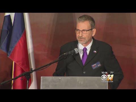Democratic Candidate For Texas Governor Kicks Off Campaign in Dallas