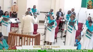 Twenty-fifth Sunday in Ordinary Time // 5:30 PM Mass 09.19.21