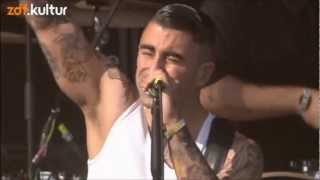 Broilers - 33rpm [Live Hurricane 2012]