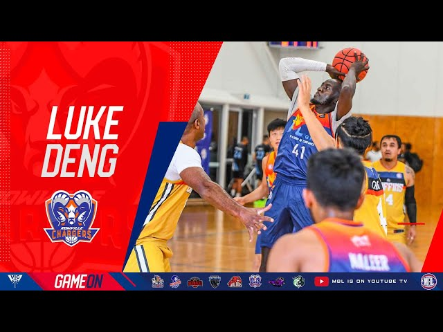 Player of the Week: Luke Deng of MLV Chargers