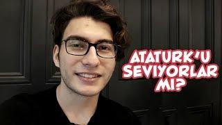 Yabancılar Atatürk Hakkında Ne Düşünüyor? (Avustra