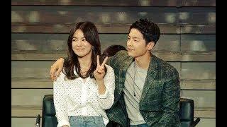 HOT!! Akhirnya Song Joong Ki Dan Song Hye Kyo Benar-Benar Menikah 31 Oktober 2017!!