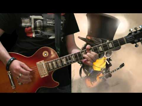 Slash & Myles Kennedy – Wicked Stone (full cover)