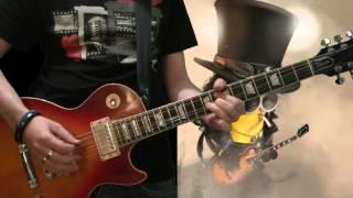 Slash & Myles Kennedy - Wicked Stone (full cover)