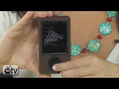 Microsoft Zune 30GB MP3/WMV Player