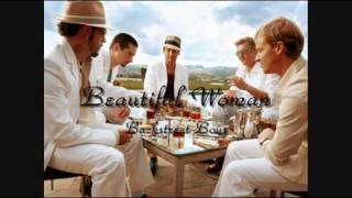 Watch Backstreet Boys Beautiful Woman video