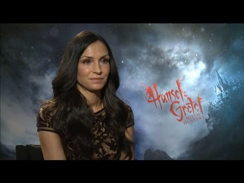 Famke Janssen - Hansel & Gretel: Witch Hunters Interview