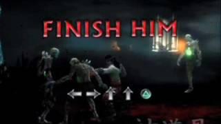 Mortal Kombat Shaolin Monks - Multalities & Brutalities