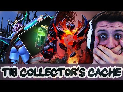The International 2018 Collector's Cache Full Preview + Treasure Opening Dota 2 thumbnail