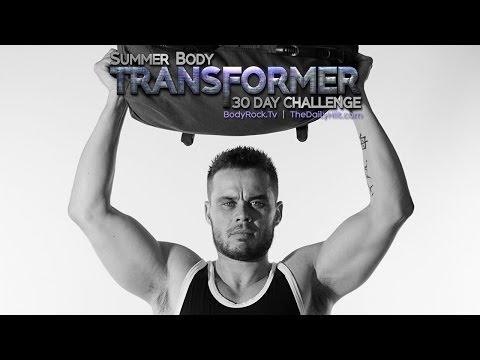 Трансформация тела - День 27