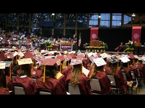 Class Of 2014 Commencement
