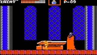 Castlevania (NES) - Pontuação e Fases zeradas (NO CHEATS) - Parte 2