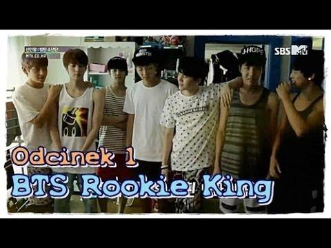 130903 BTS Rookie King - Odcinek 1 (polskie napisy, polish subs / PL)