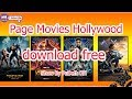 Show Page Hollywood Free Movies For download By Bit Torrent and Download Manager 2019