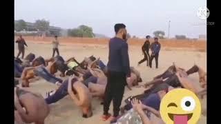 Shorts Pak Army Funny punishment video