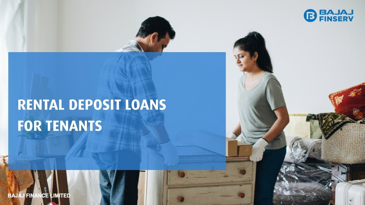 Rental Deposit Loans for Tenants