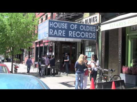 Alabama Music Office goes to Record Stores in New York City  1080p