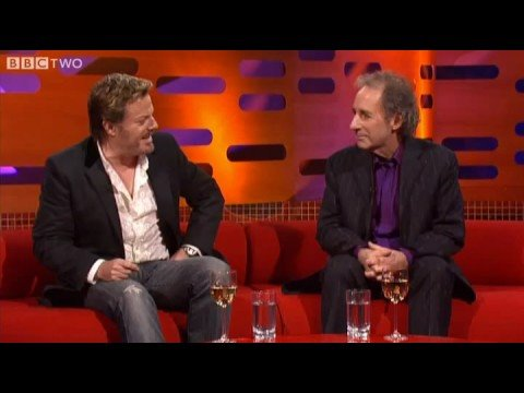 The Simpsons is Genius - The Graham Norton Show - BBC Two