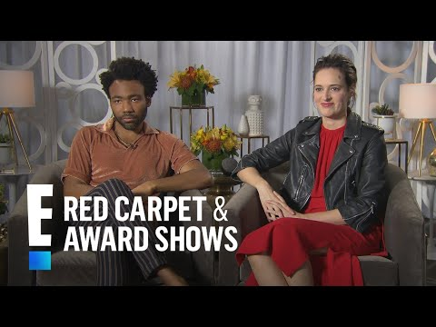 """Donald Glover Says He Was High When He Landed """"Solo"""" Role 