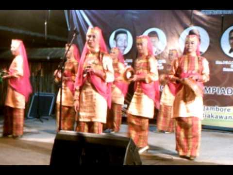 MA Al Maruf Denpasar Juara 1 provinsi Bali 2010 (Qosidah Rebana)