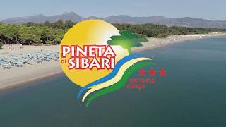Vacanze in Calabria - Camping Village Pineta di Sibari (Cosenza)