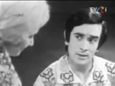 MARIA CORNESCU SI NELU BALASOIU - MARIUTA MEA DIN GORJ.flv-anii '70