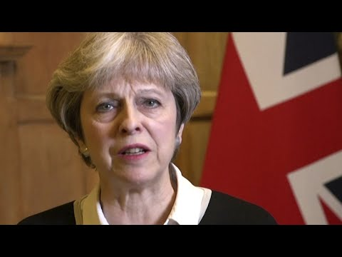 Theresa May: we must deter chemical attacks both in Syria and UK