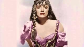 Peggy Lee - Golden Earrings (1947)