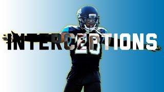 Jacksonville Jaguars - Every Interception of 2017