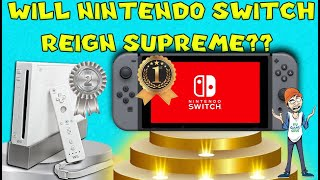Will The Nintendo Switch Really Surpass The Sales of The Wii? - FUgameNews
