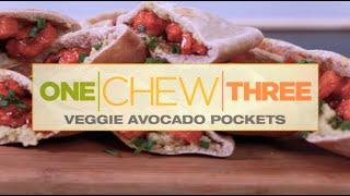 How To Make Veggie Avocado Pockets – The Chew