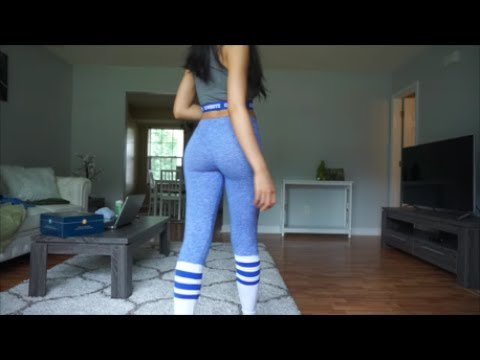 WORKOUT LEGGING / PTULA / BOMBSHELL / GYMSHARK TRY ON / REVIEW HONEST OPINION 1/2
